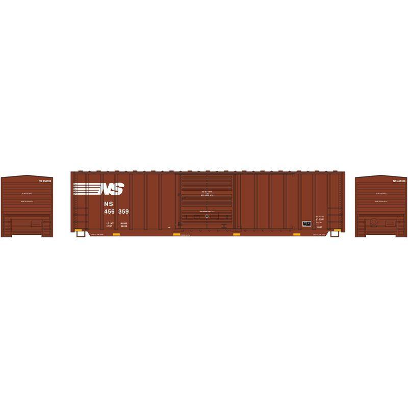 N 50' Berwick Box NS #456359