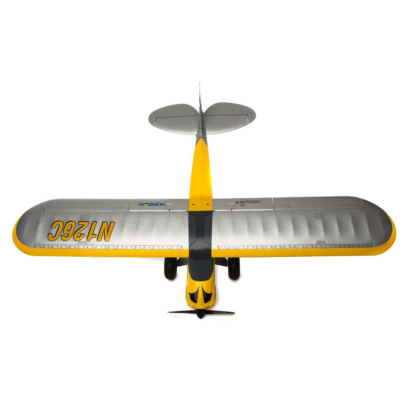 Carbon Cub S 2 1.3m RTF with SAFE