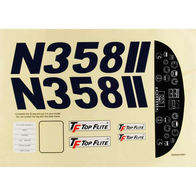 Decal Set: Cessna 310