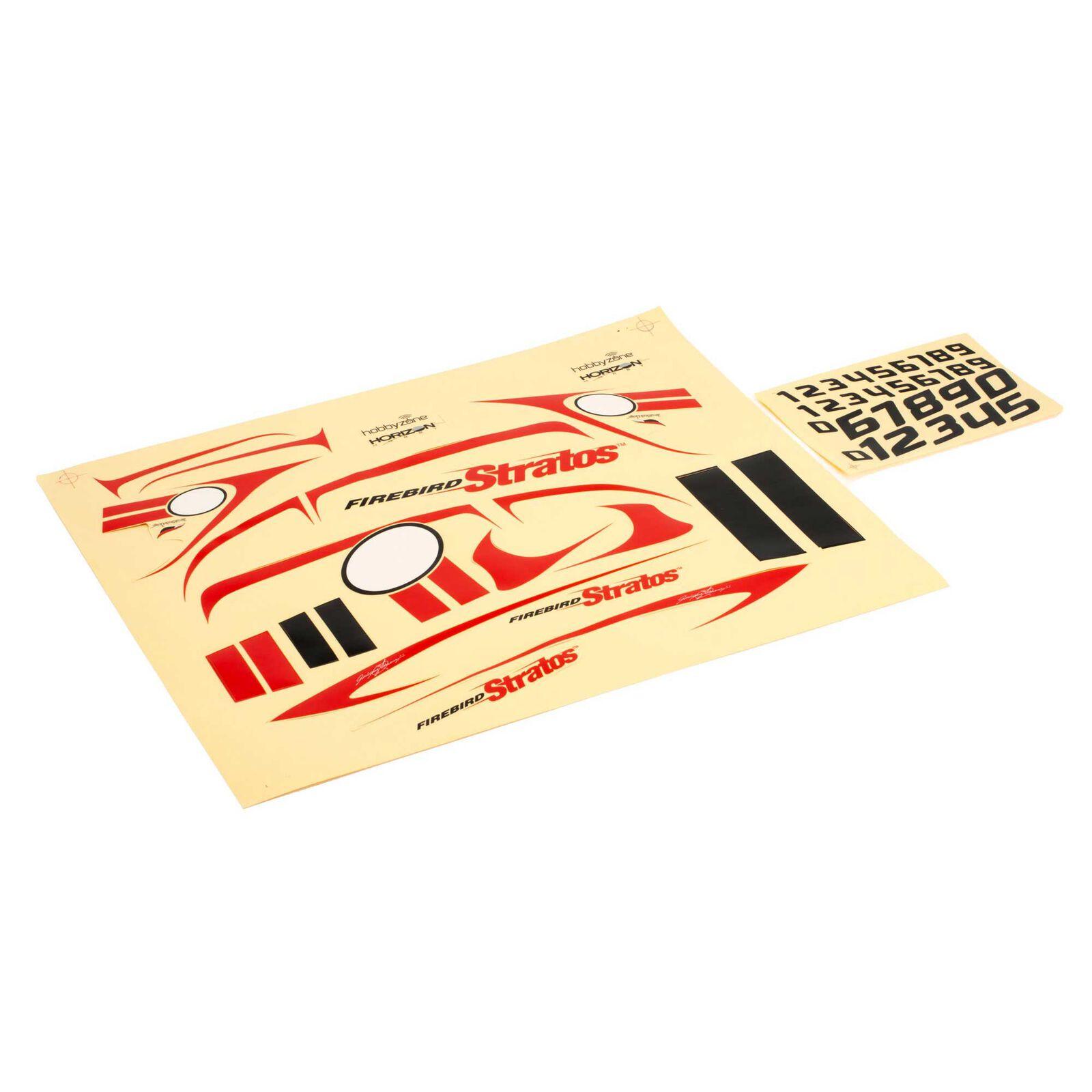 Decal Sheet: Firebird Stratos
