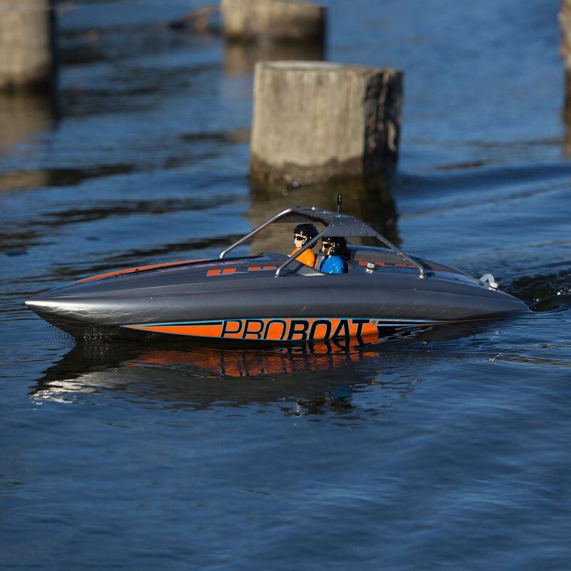 "River Jet Boat 23"" Brushless Deep-V RTR"
