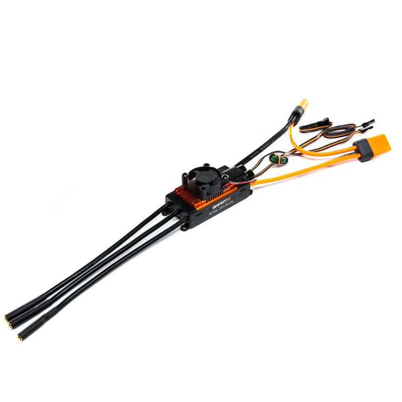 Avian 80 Amp Brushless Smart ESC, 3S-8S