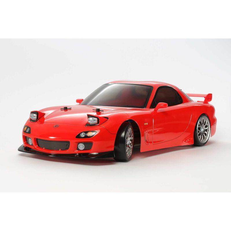 1/10 Mazda RX-7 FD3S Drift Special 4WD On Road TT-02D Kit