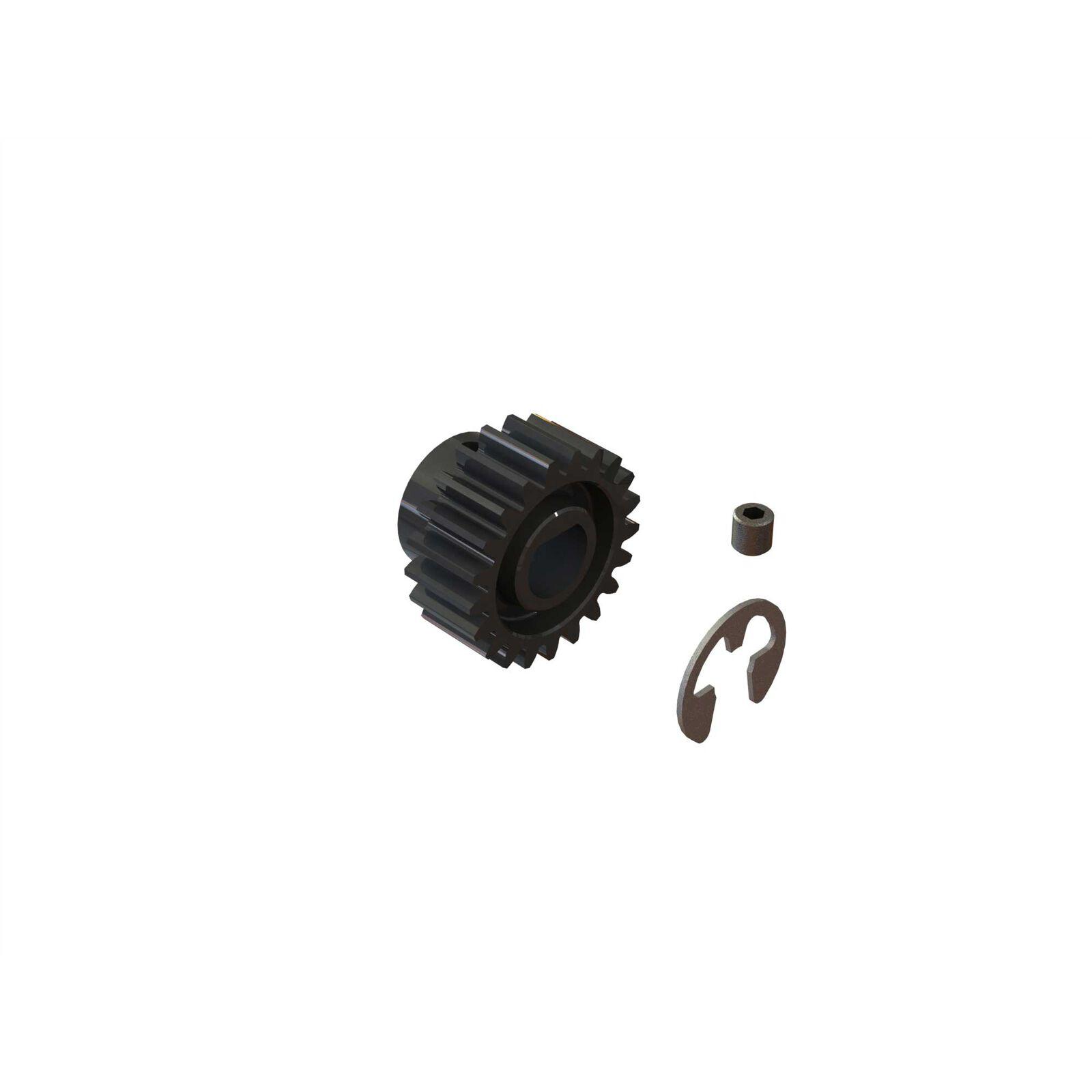 21T Mod1 Safe-D8 Pinion Gear
