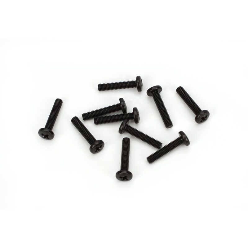 3x16mm Button Head Screw (10)