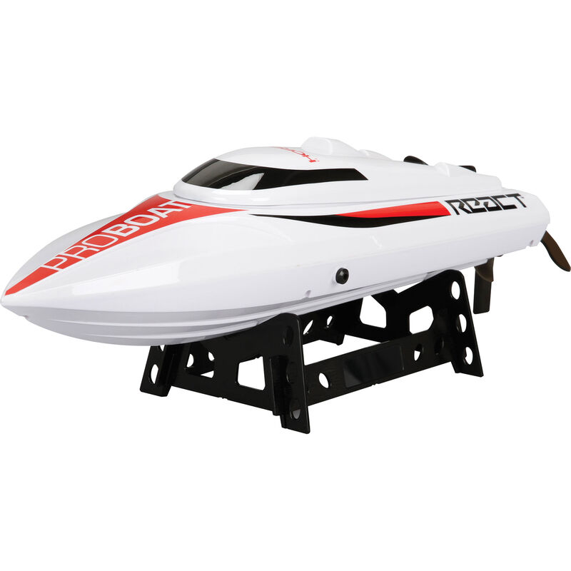 "React 17"" Self-Righting Brushed Deep-V RTR"