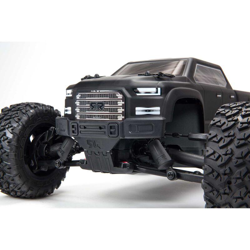 1/10 BIG ROCK 4X4 V3 3S BLX Brushless Monster Truck RTR, Black