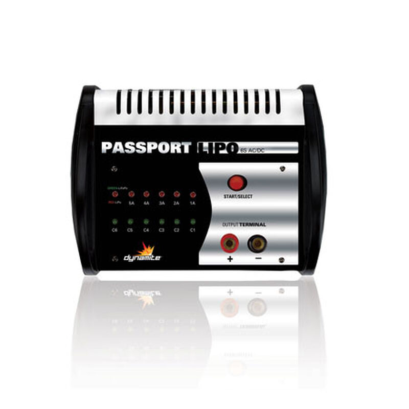 Passport AC/DC LiPo 6S Charger