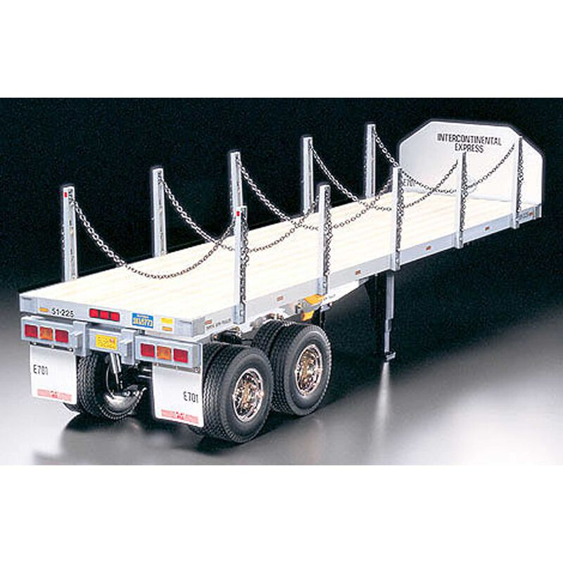 1/14 Semi Flatbed Trailer Kit
