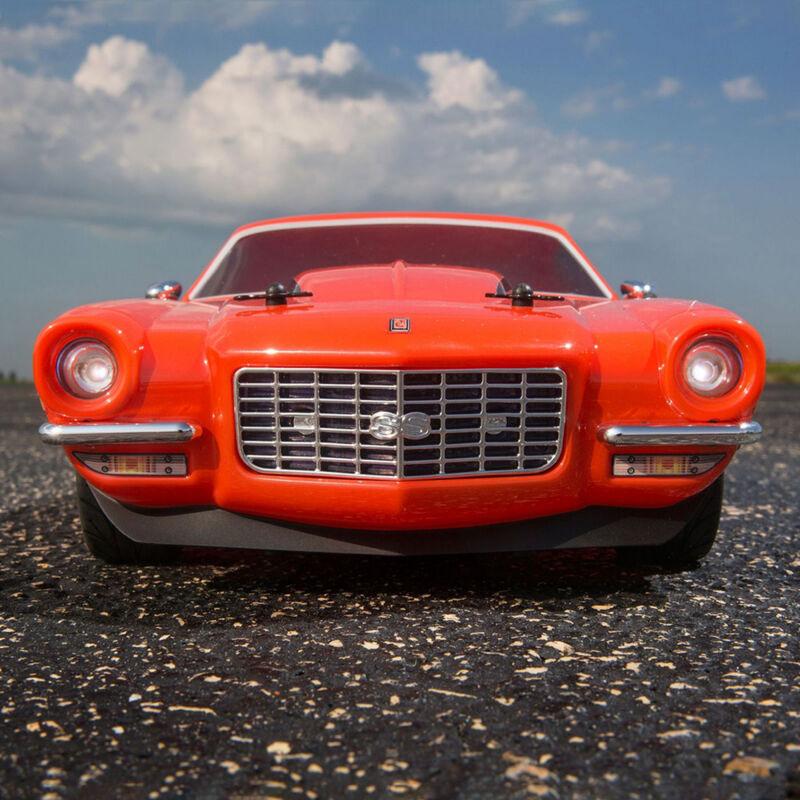 1/10 1972 Chevy Camaro SS V100 4WD RTR