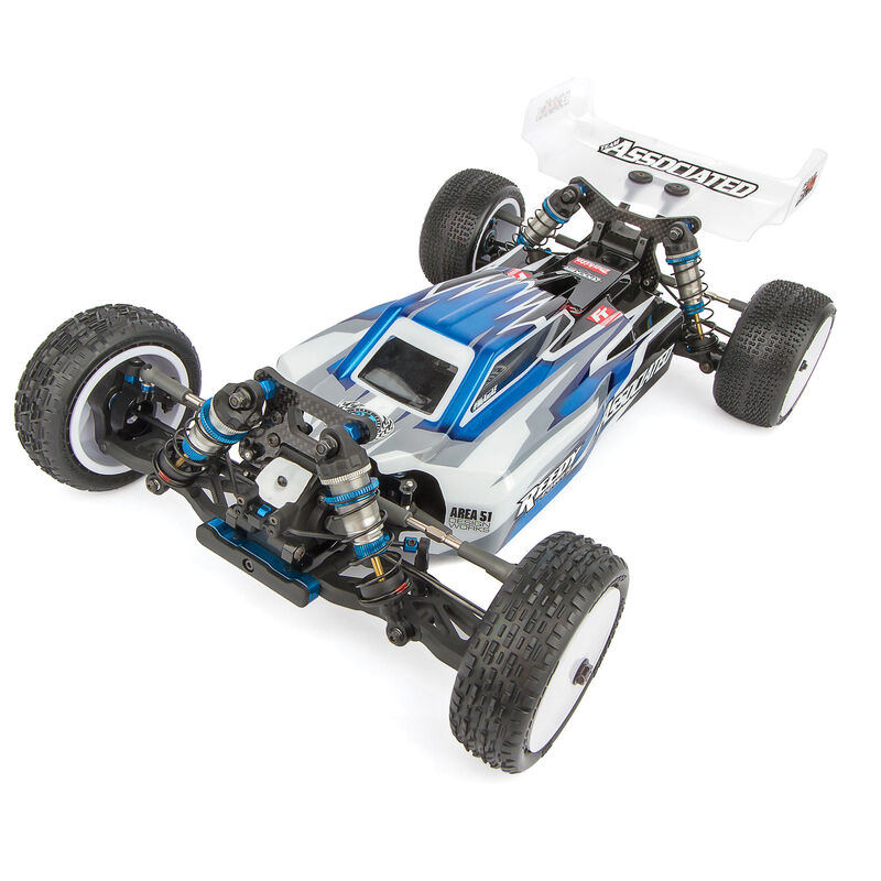 1/10 RC10B74.1 Buggy Team Kit