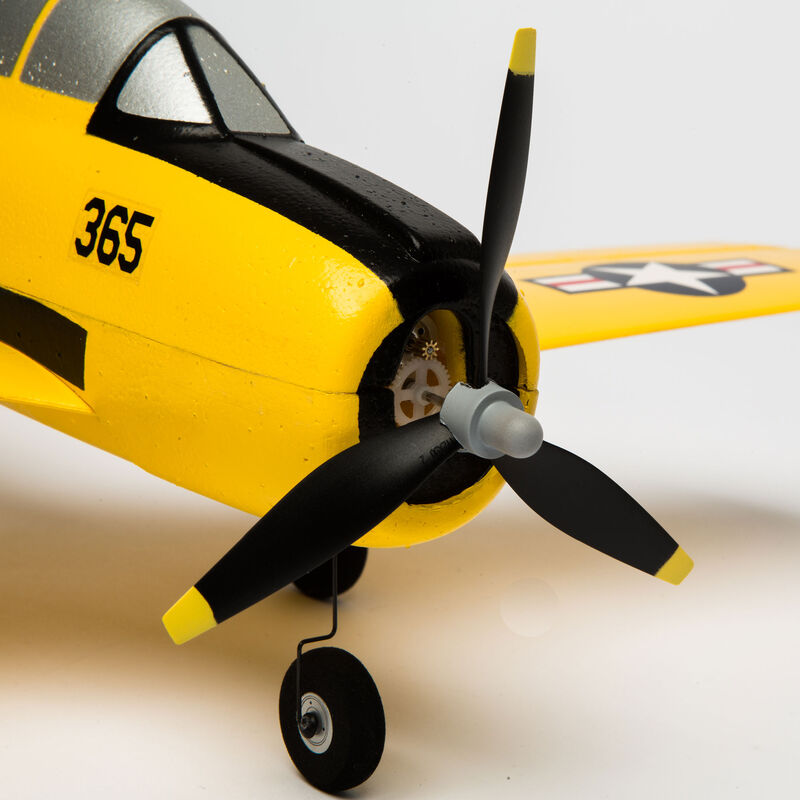 T-28 Trojan S BNF Basic with SAFE