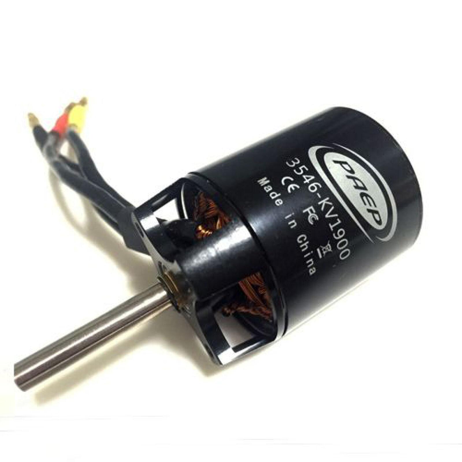 3546 Brushless Motor, 1900Kv