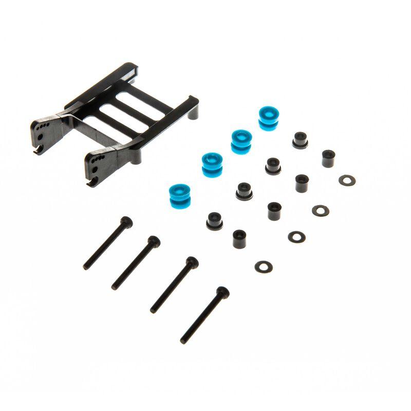 Plastic Component Stack: Scimitar 110