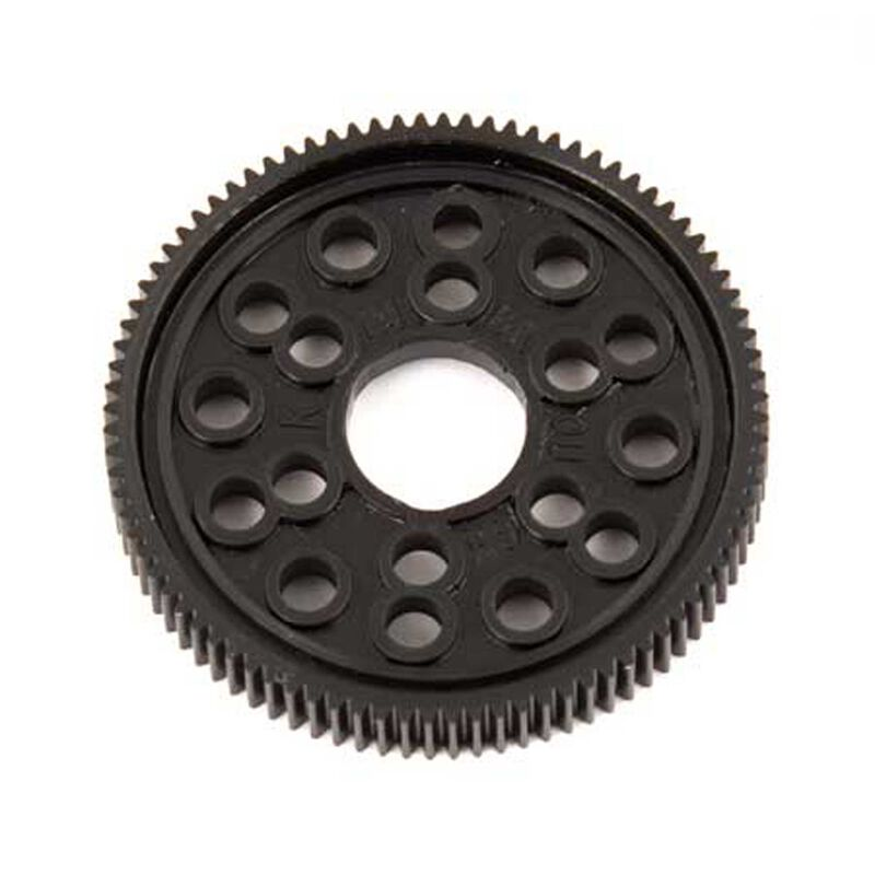 Spur Gear, 64 Pitch, 88T