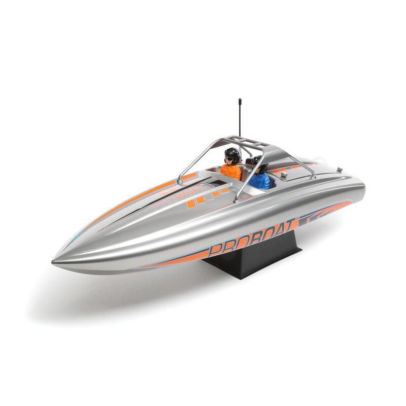 "River Jet Boat 23"" Brushless Self-Righting Deep-V RTR"