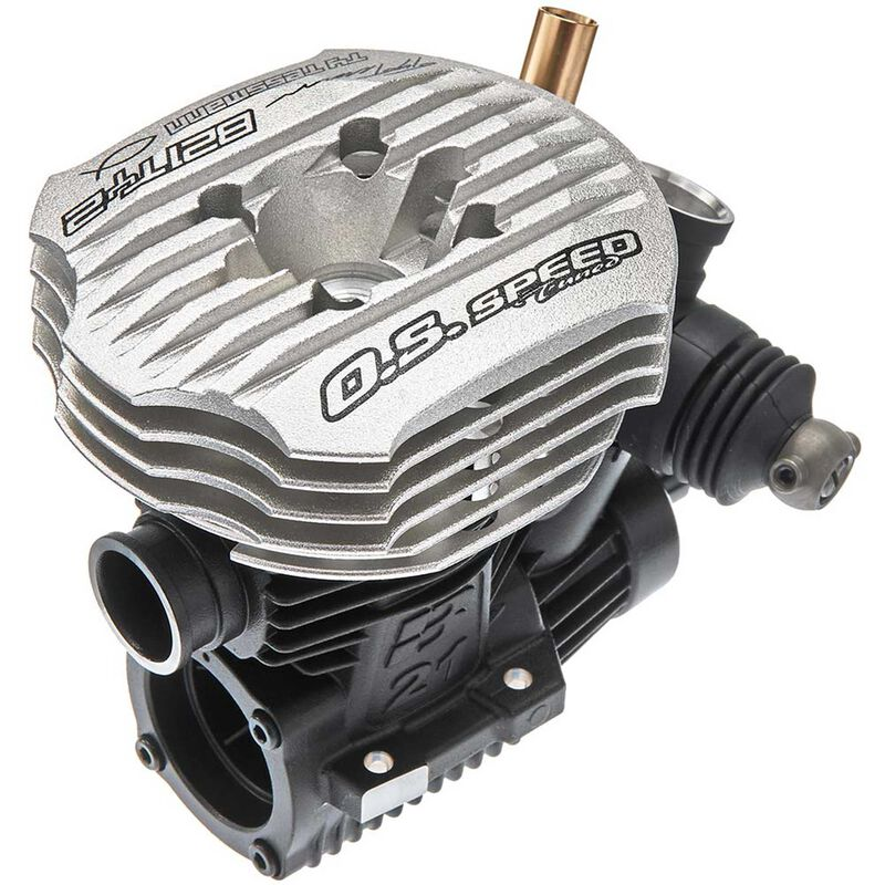 O.S. Speed B21 Limited Edition Ty Tessmann II Engine