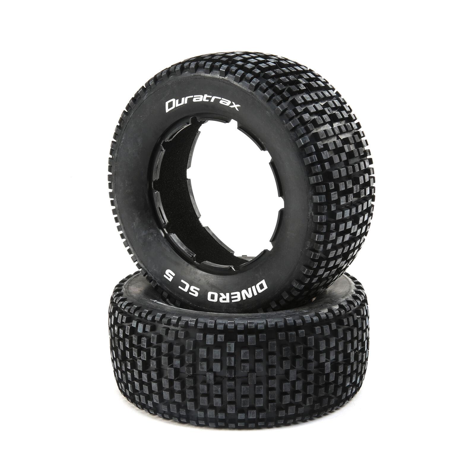Dinero 1/5 SC Sport Tires (2)