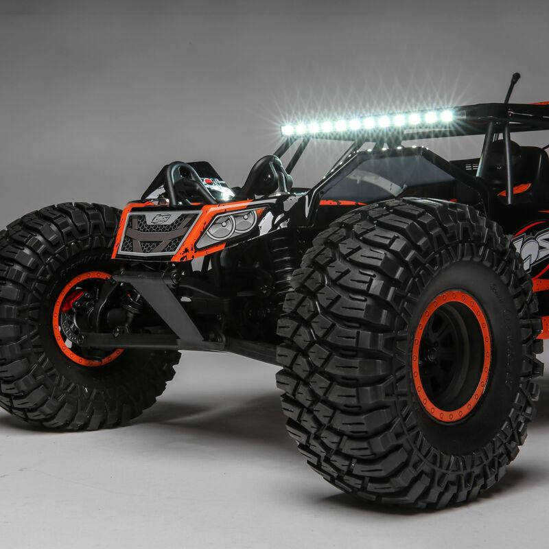 1/10 Rock Rey 4WD Rock Racer Brushless BND