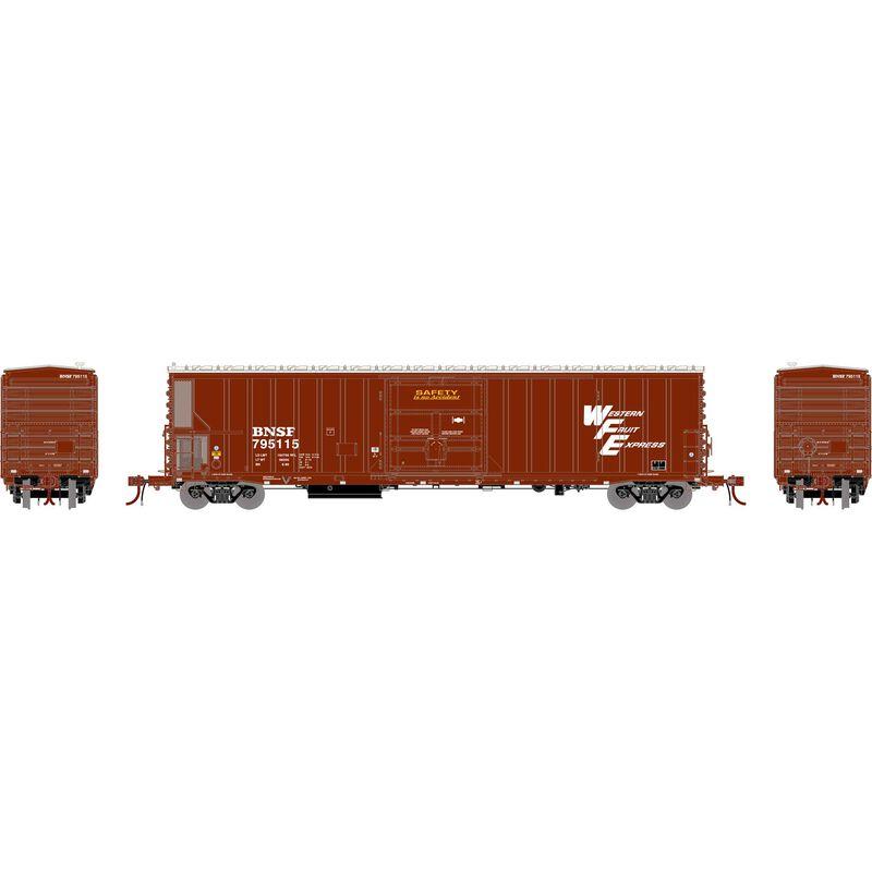 HO FGE 57' Mechanical Reefer, BNSF #795115