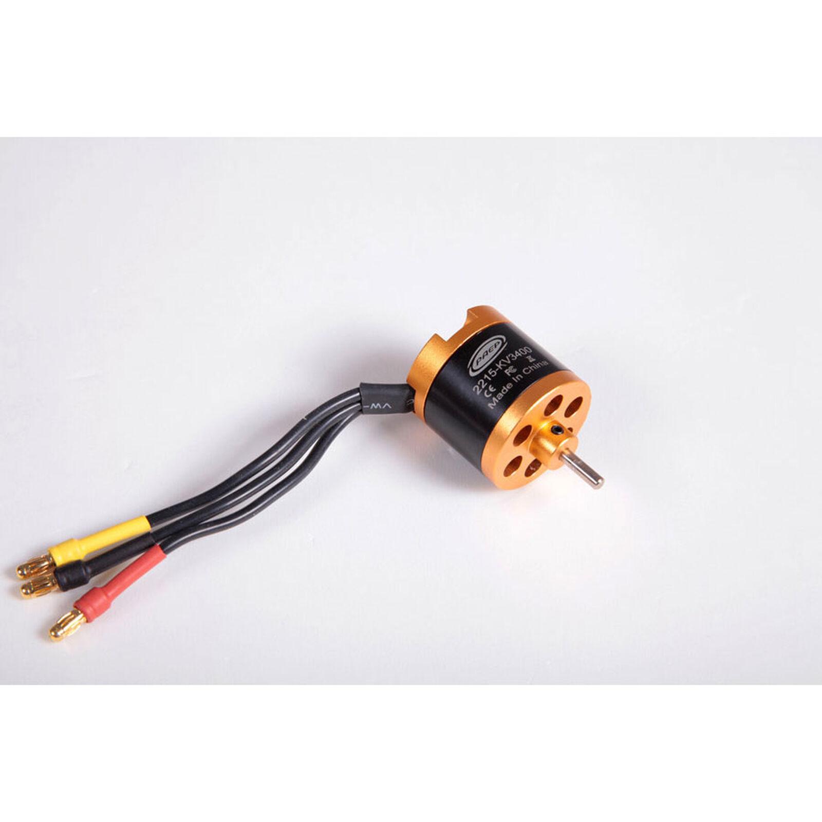 2215 Brushless Motor, KV3400