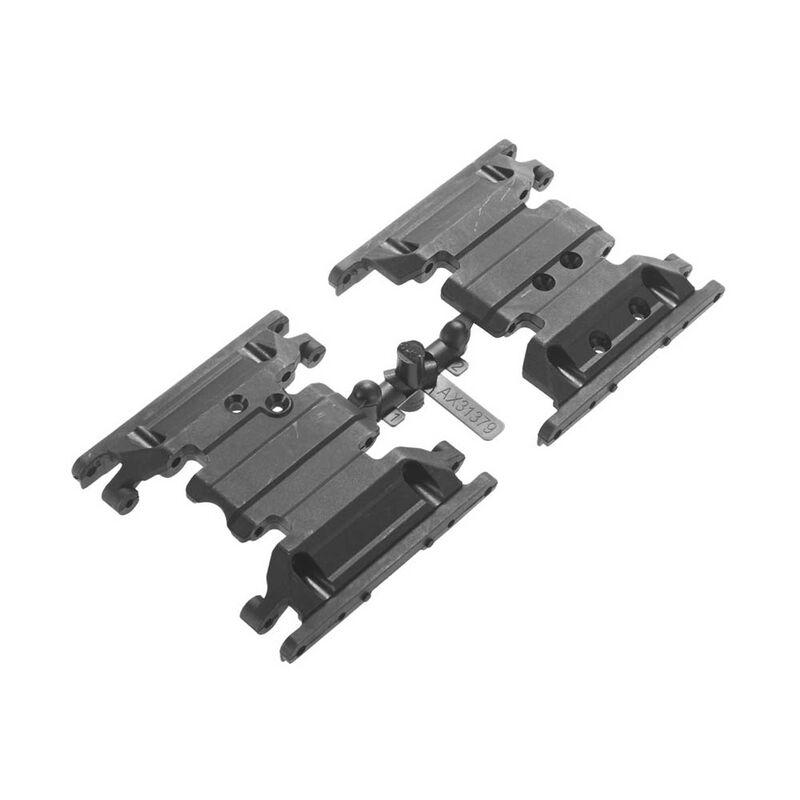 Skid Plates SCX10 II