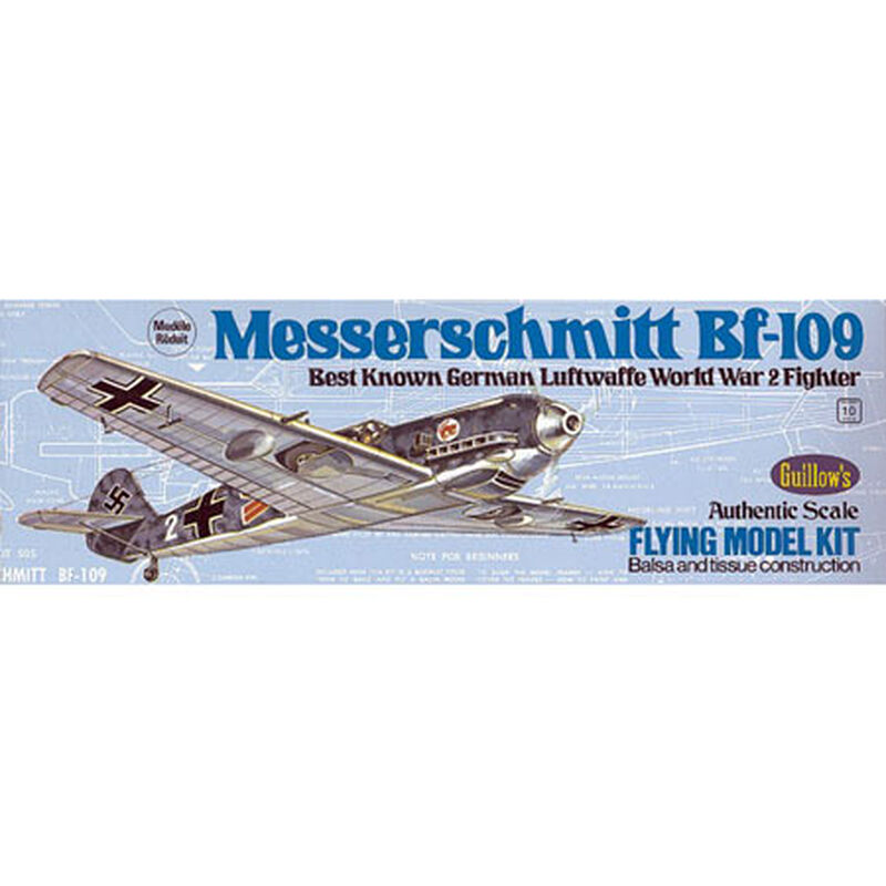 Messerschmitt BF-109 Kit, 16.5""