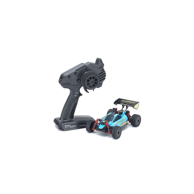 MINI-Z Buggy Readyset Inferno MP9 2WD RTR, Emerald Green/Black
