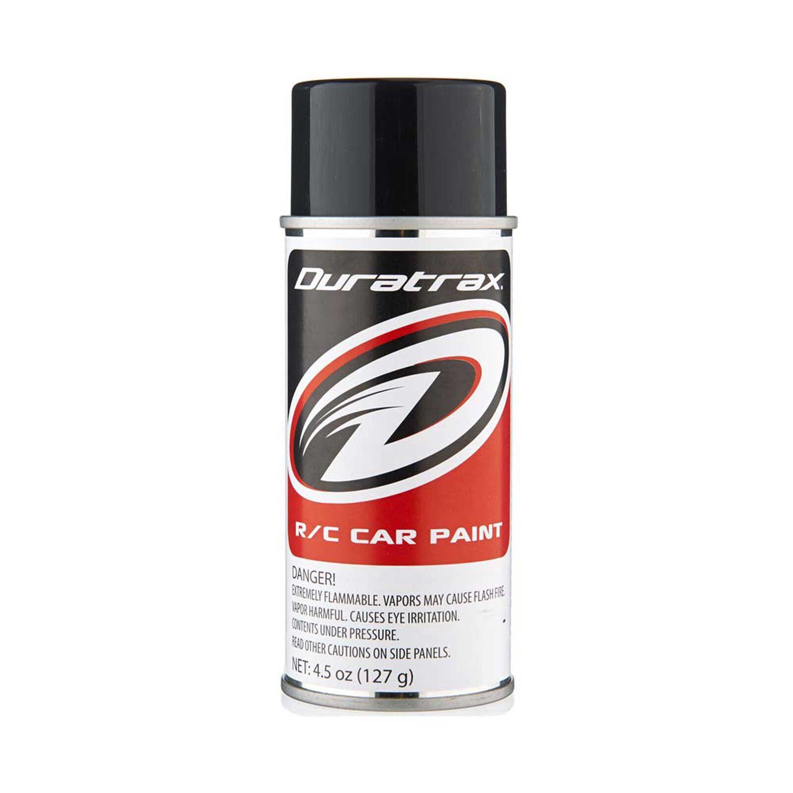 Polycarb Spray Base Cover Coat, Black, 4.5oz