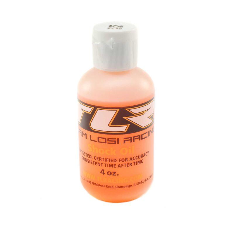 Silicone Shock Oil, 35wt, 4oz
