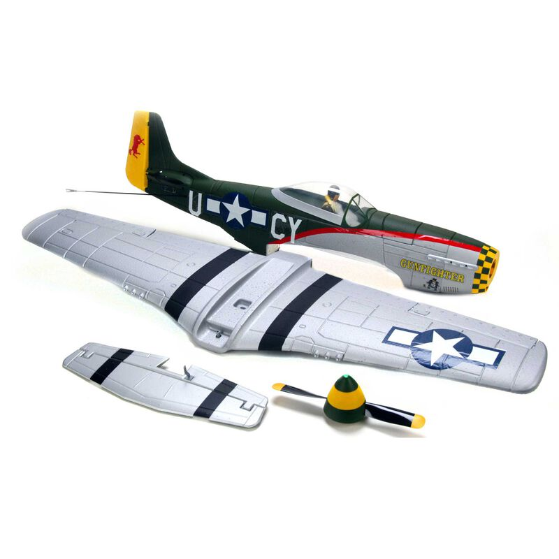 Replacement Airframe: P-51 Mustang BL