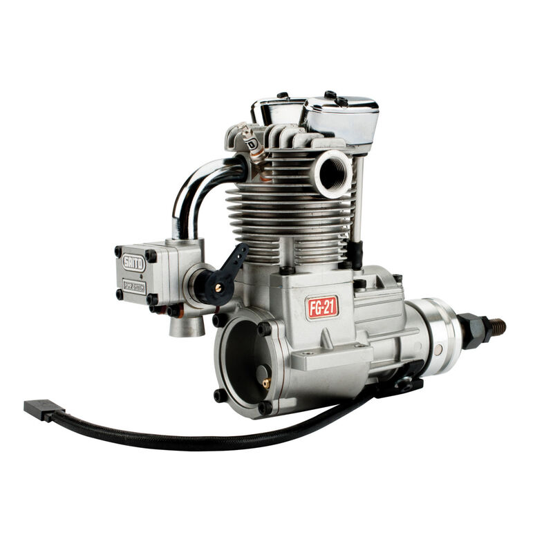 FG-21 (1.26) 4-Stroke Gas Engine: BN