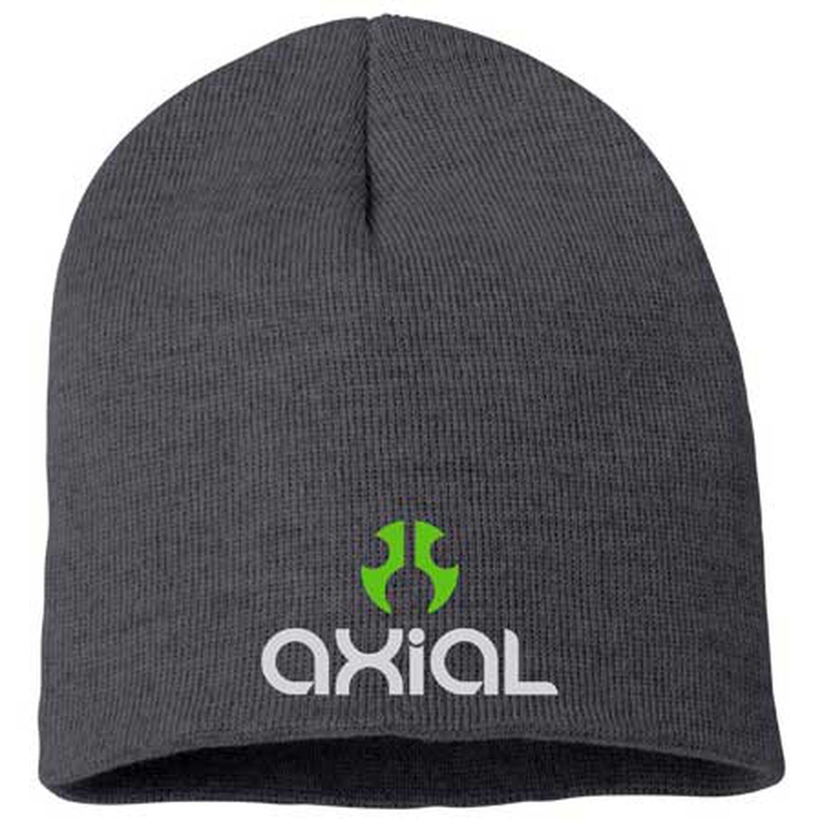 Axial Beanie Cap, Dark Grey