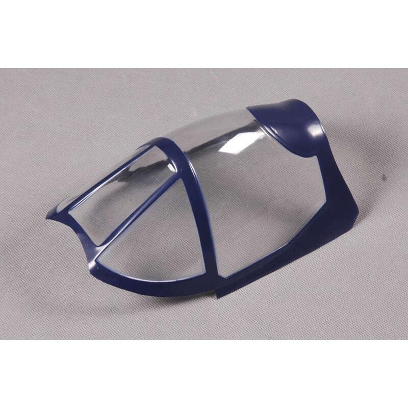 Canopy Blue  F4U 1700mm