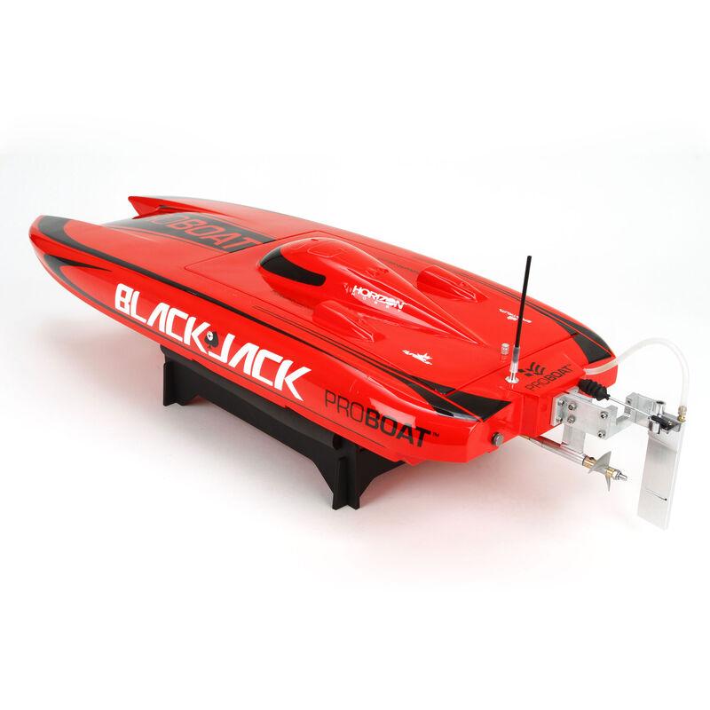 """Blackjack 29"""" V3 Brushless Catamaran RTR"""