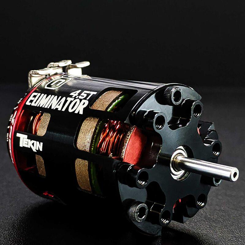 4.5 Gen4 Eliminator 13mm Torque Rotor Red