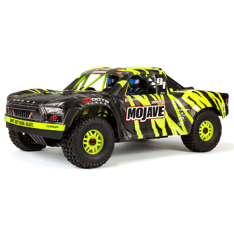 1/7 MOJAVE 6S BLX 4WD Brushless Desert Truck RTR