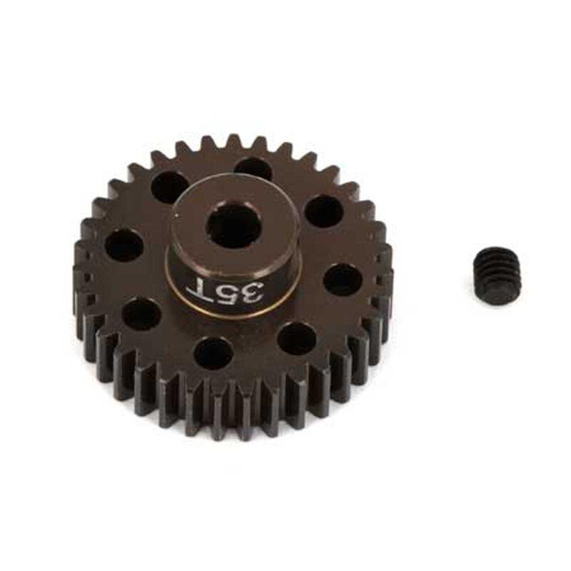 Factory Team Aluminum Pinion Gear, 32T, 48P, 1/8 shaft