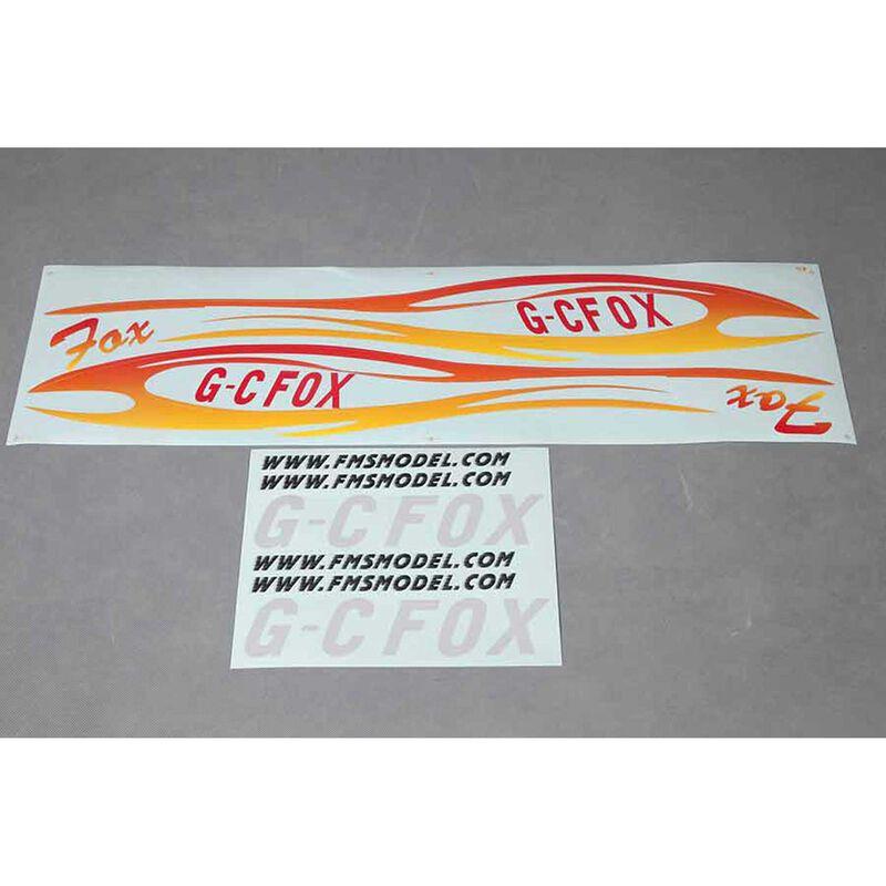 Decal Sheet: Fox 2300mm V2