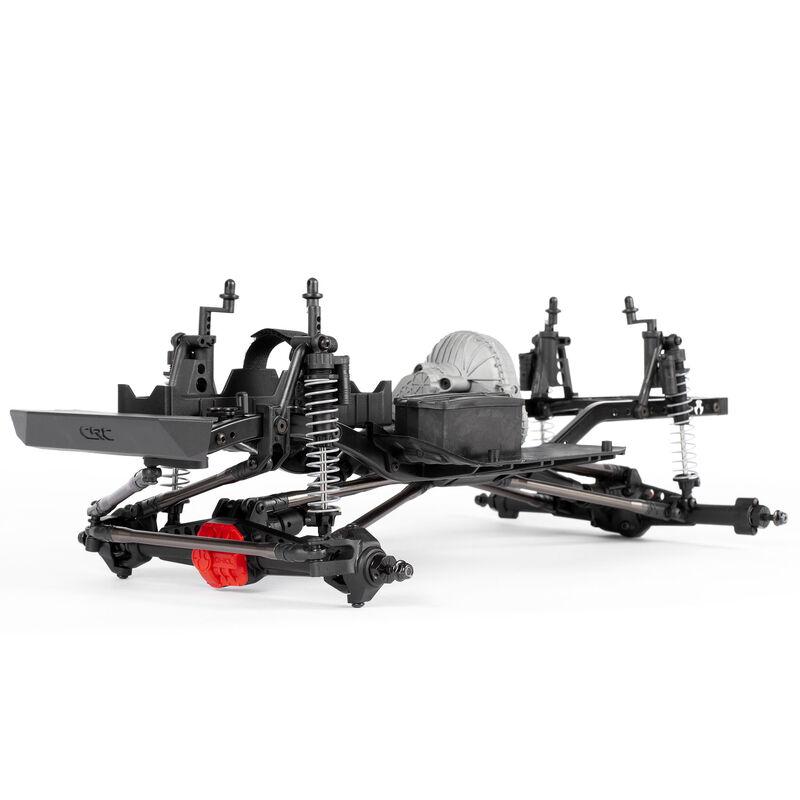 1/10 SCX10 II 4WD Raw Builders Kit