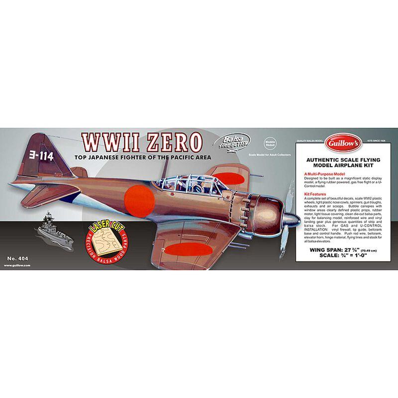 "Mitsubishi Zero Laser Cut Kit, 27.5"""