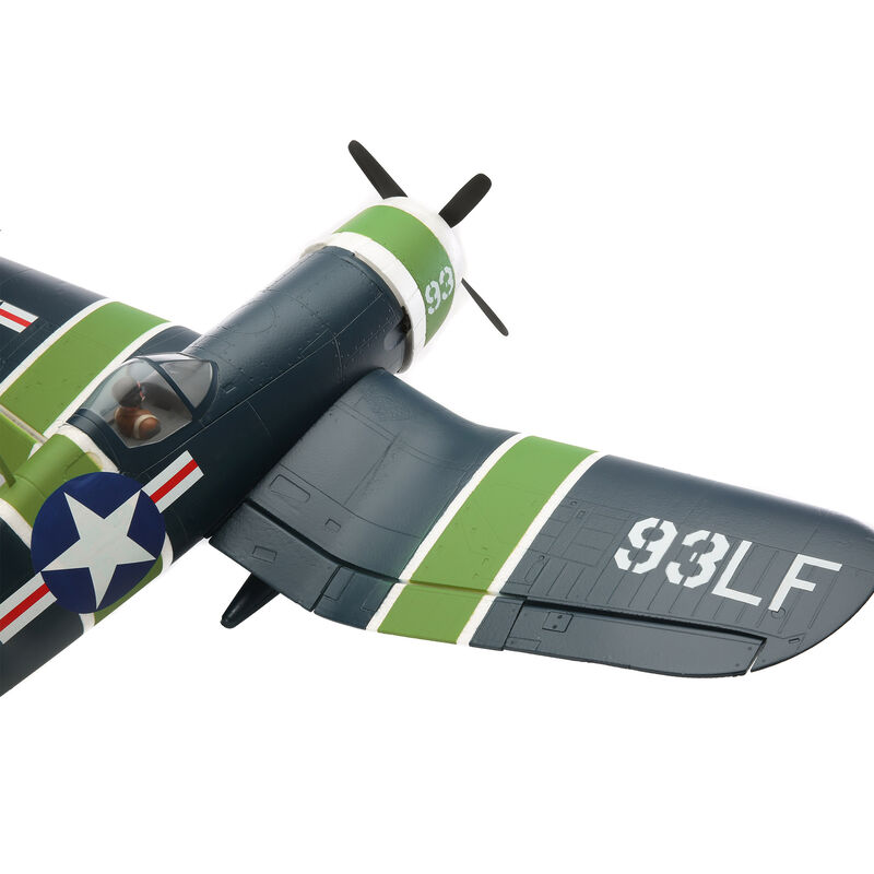 F4U-4 Corsair 1.2m BNF Basic with AS3X