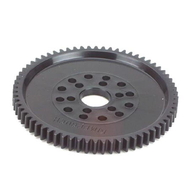 32P Spur Gear, 66T: RC10GT