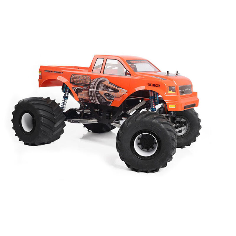 1/10 Carbon Assault Monster Truck RTR