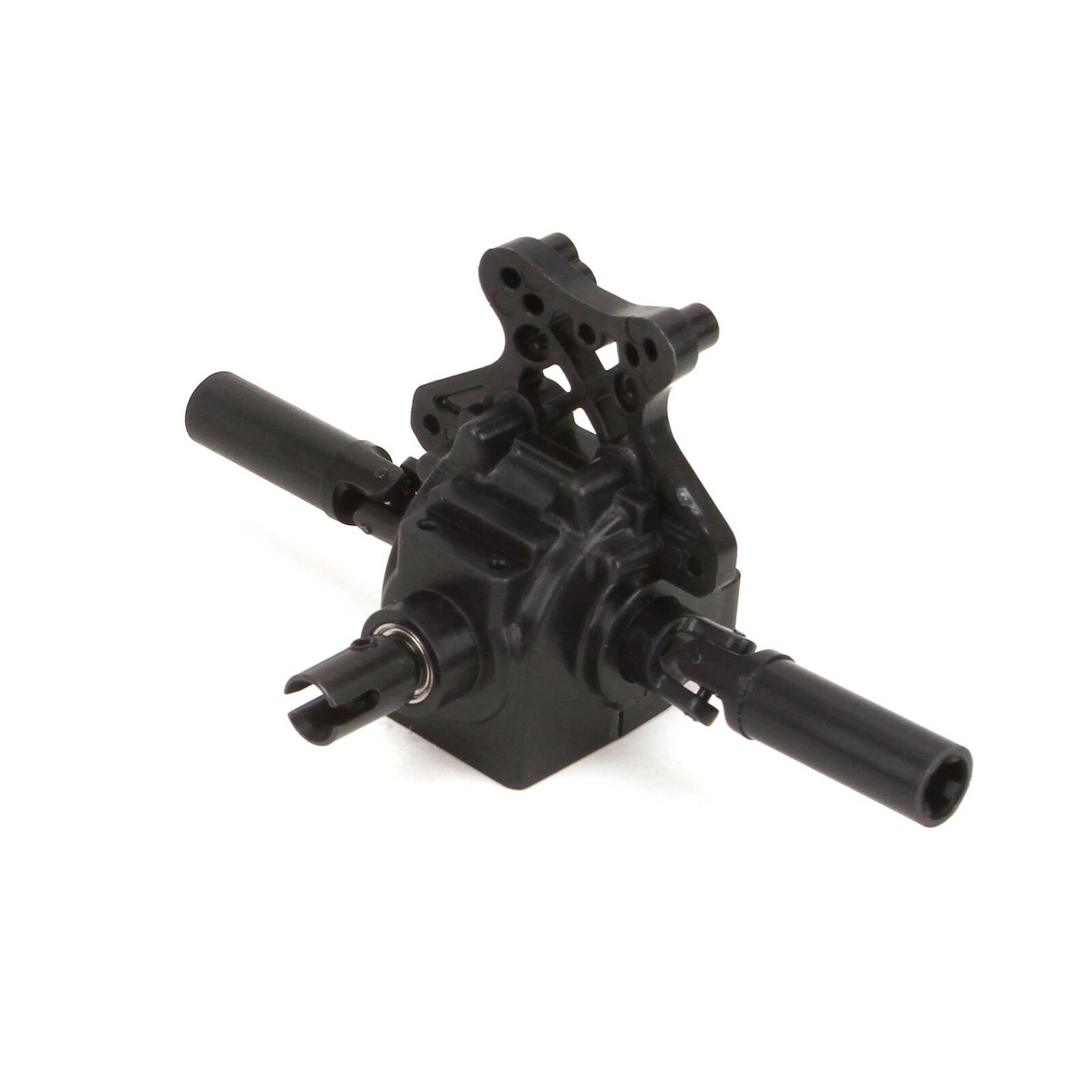 Assembled Transmission, Front: 1/18th 4WD All