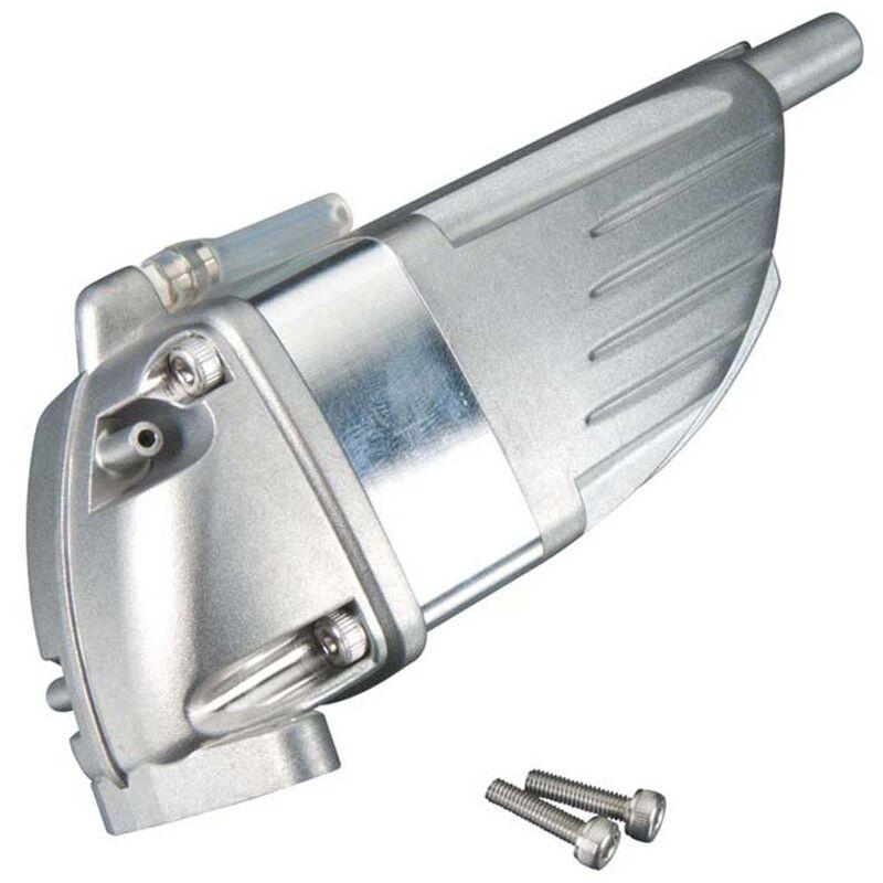 Muffler: E2050-2, 21XM, V2 Outboard Marine