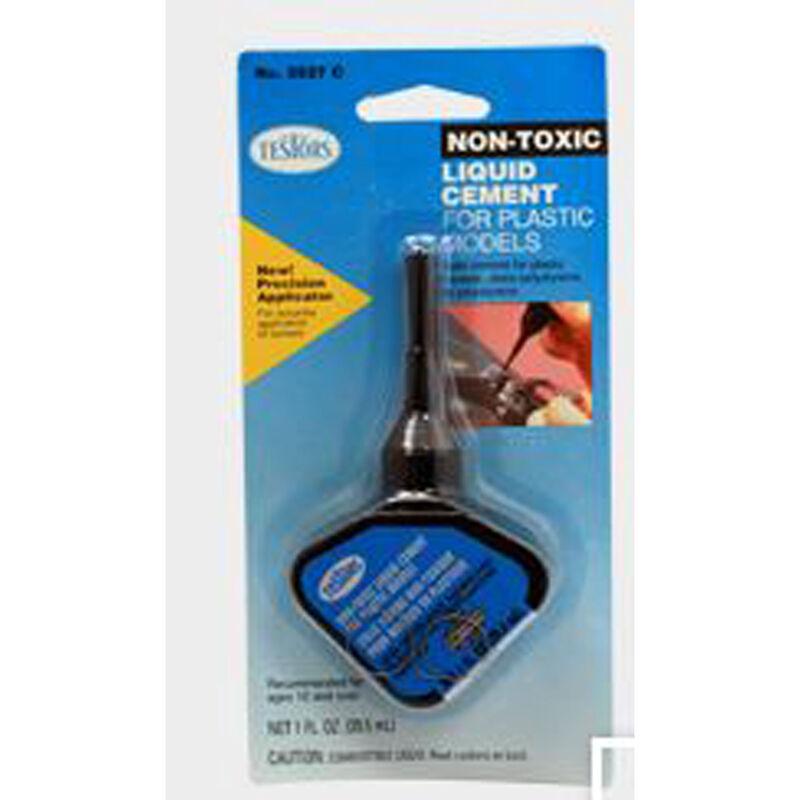 Non-Toxic Cement w/Applicator, 1oz