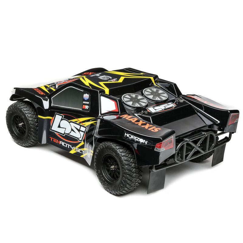 1/10 TENACITY SCT, 4WD, Brushless, RTR with AVC