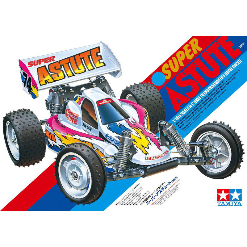 1/10 Super Astute 2WD Buggy Kit (2018)