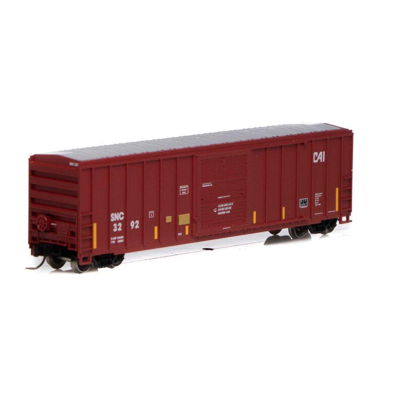 N 50' FMC 5347 Box CAI S&NC #3292